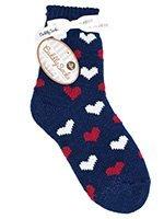 Носки женские, вязанные 762502588 Hearts Taubert