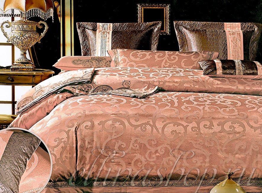 JB-031 Carmen Passion комплект жаккардового белья с вышивкой Afrodita