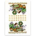 Полотенце льняное (45x60) 16с109 Фазенда