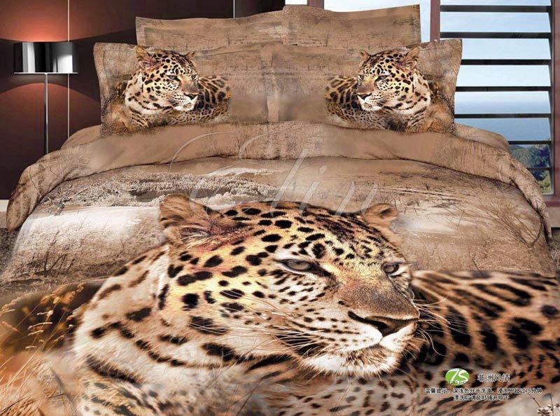 011 Леопард отдельные предметы из комплекта Elin