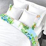 Комплект белья из льна Остров Таити Elin