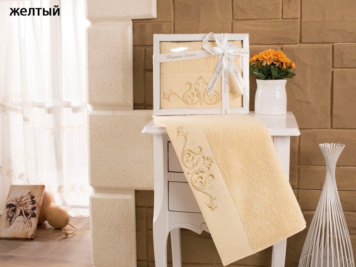 Комплект махровых полотенец Velsen Karna