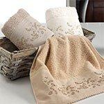 Комплект махровых полотенец (30x50) 3шт Elini Karna
