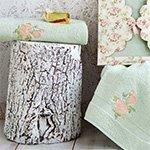 Комплект махровых полотенец 2 шт Romans Karna