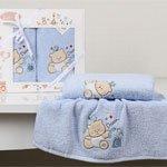 Комплект детских полотенец Bambino Bear 2130 Karna