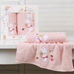 Комплект детских полотенец Bambino Bunny 2132 Karna