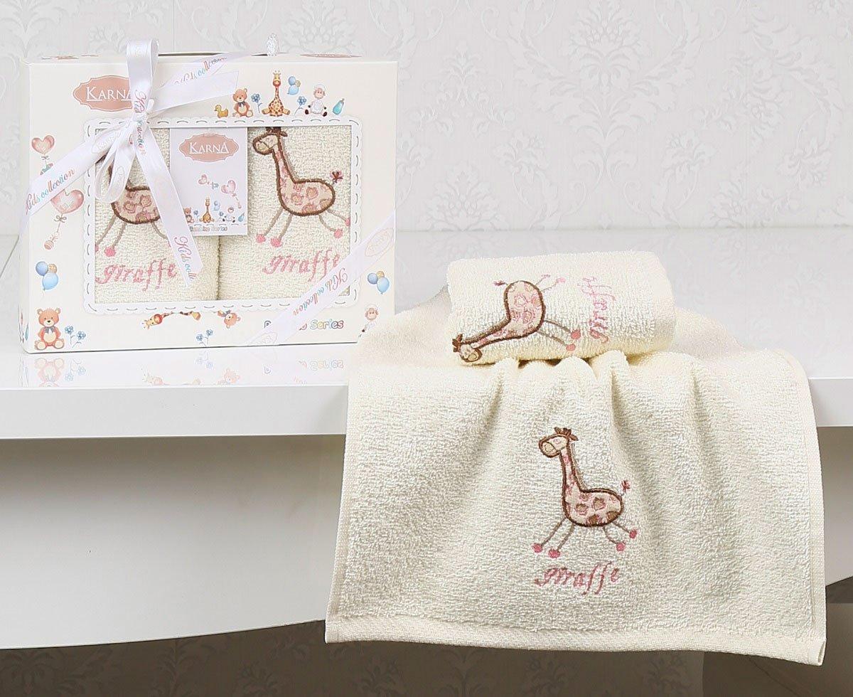Комплект детских полотенец Bambino 2136 V2 Karna