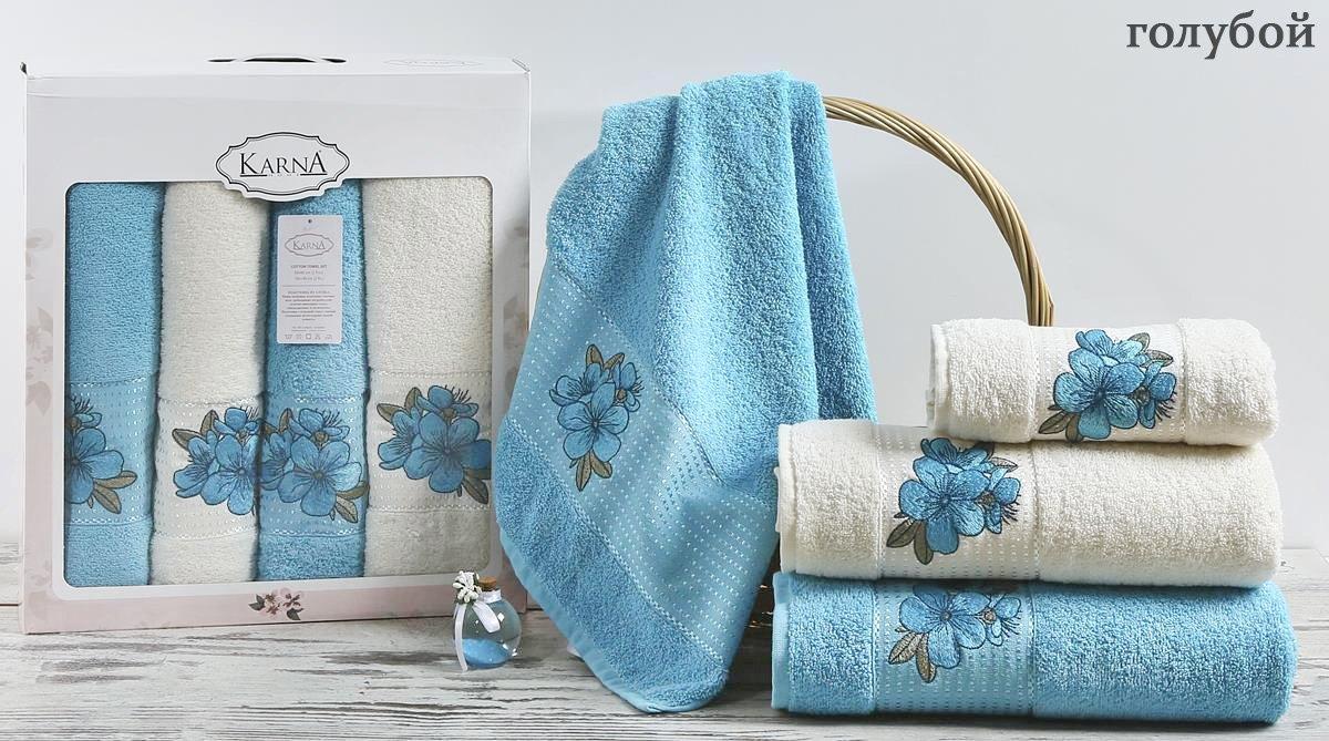Комплекты полотенец в подарок фото 90