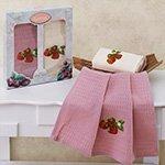 Комплект вафельных полотенец (40x60 2шт) Stoma V2 Karna