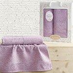 Комплект махровых полотенец Diana (50x90+70x140) Karna