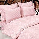 Gupursuz светло-розовый постельное белье Maison Dor