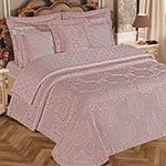 Комплект (постельное белье, покрывало) Pamella сух.роза Maison dor