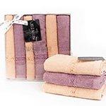 Комплект махровых полотенец (30x50 6шт) Sena Maison dor
