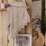 Комплект бамбуковых полотенец (50x90+70x140) Lady