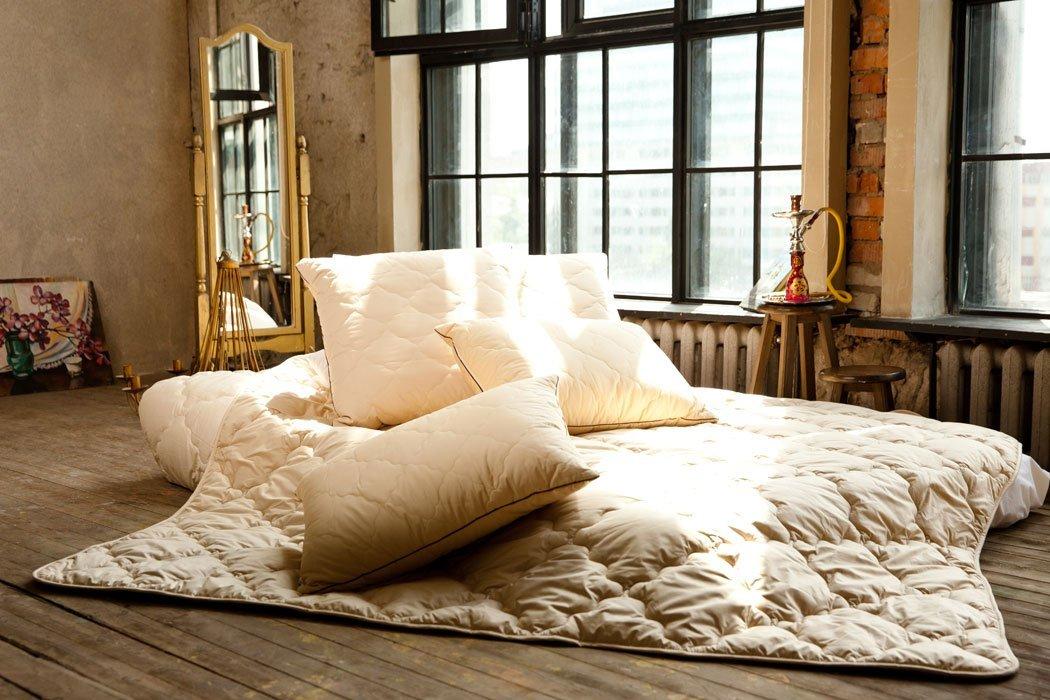 Сон Шахерезады шерстяные одеяла и подушки
