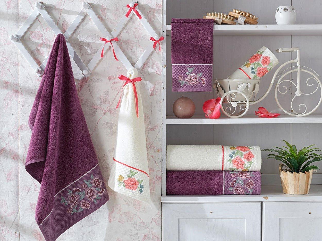 Blossom - комплект бамбуковых полотенец 3шт. La villa