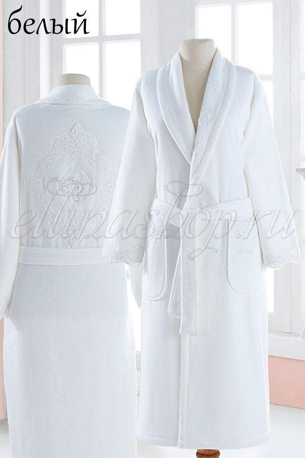 Diana - халат женский длинный Soft Cotton
