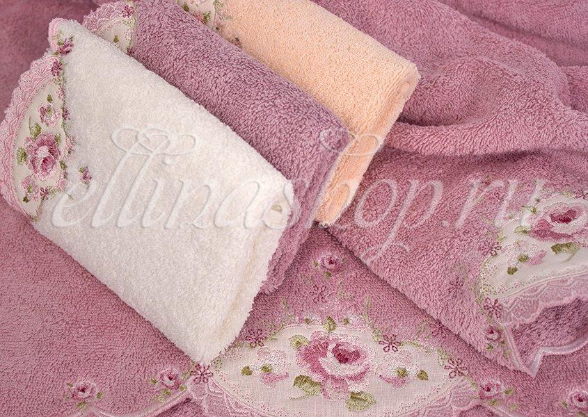 Gina комлпект полотенец 3шт. Softcotton