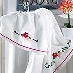 Полотенца махровые Lily Soft
