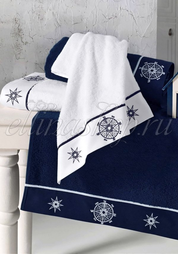 Marine lady полотенца махровые Soft