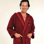 Soho Sport 4348 мужской халат с капюшоном Soft Cotton