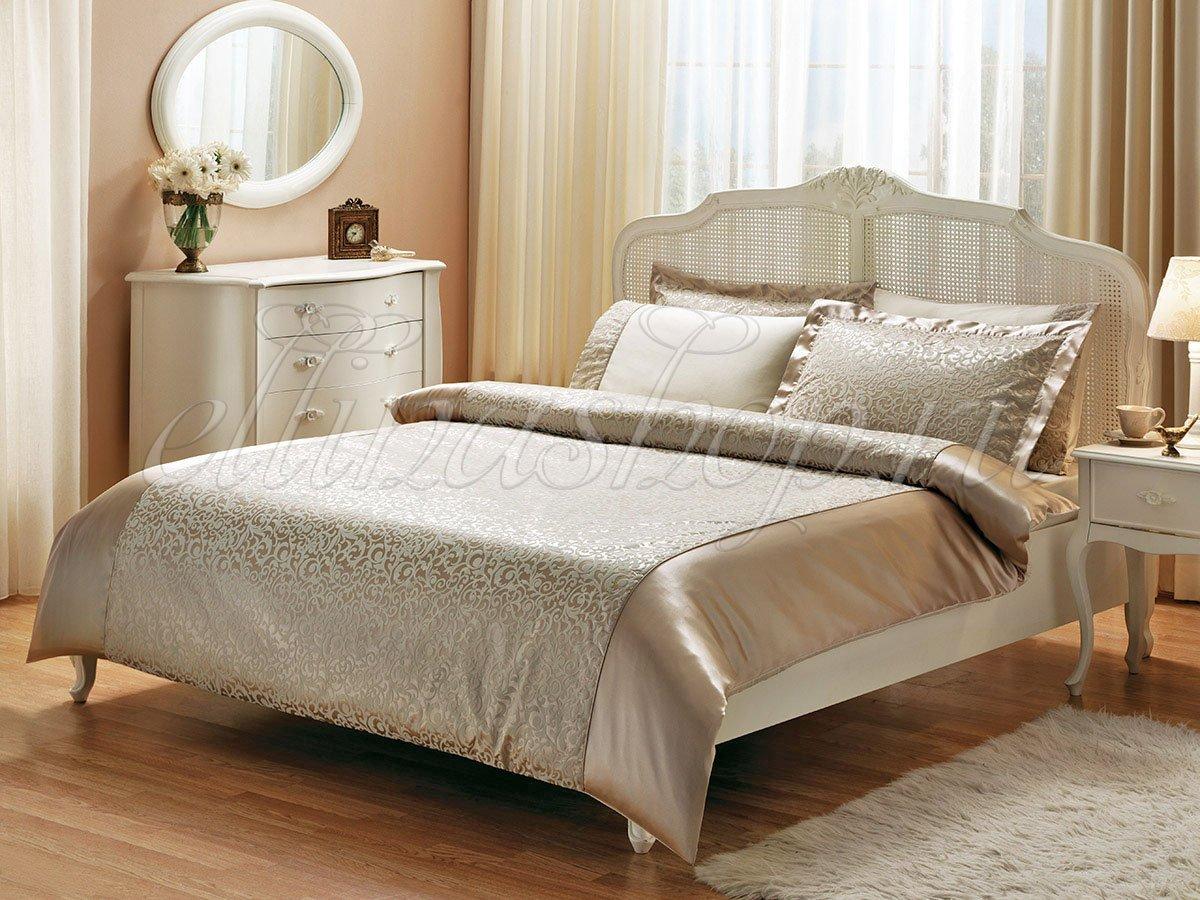 Christina Flock постельное белье из сатина с шелком Tivolyo