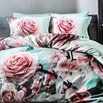 Постельное белье сатин-люкс Rose dream Tivolyo