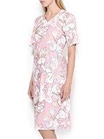 Сорочка средней длины 133С0326 Flora Cote coton