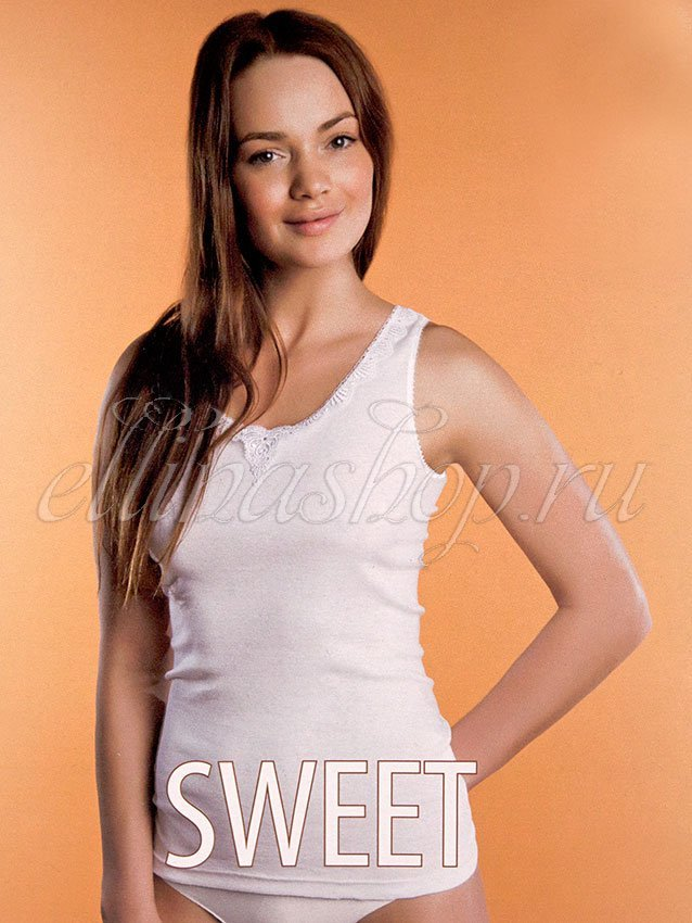 842202 Sweet майка без рукавов Cote Cotton