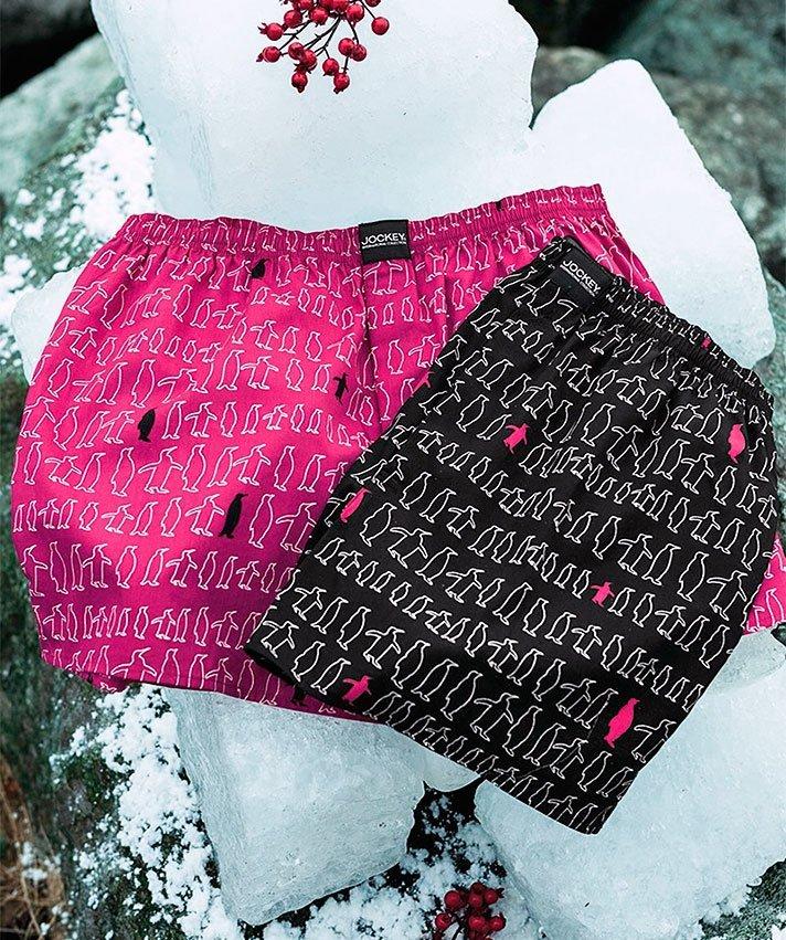 311176 Winter Holidays Трусы-шорты в упаковке Jockey