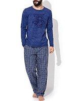 Пижама мужская (кофта+брюки) 542014 Jockey
