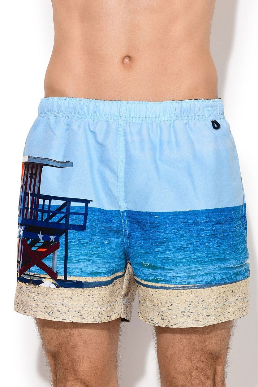 Мужские шорты 65715 Море Jockey