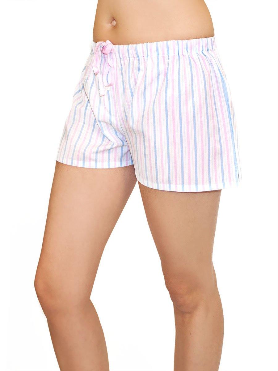 Трикотажные шорты женские 125