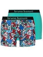 Комплект мужских боксеров 2 пары 2201-1721 Comic бирюзовый Bruno banani