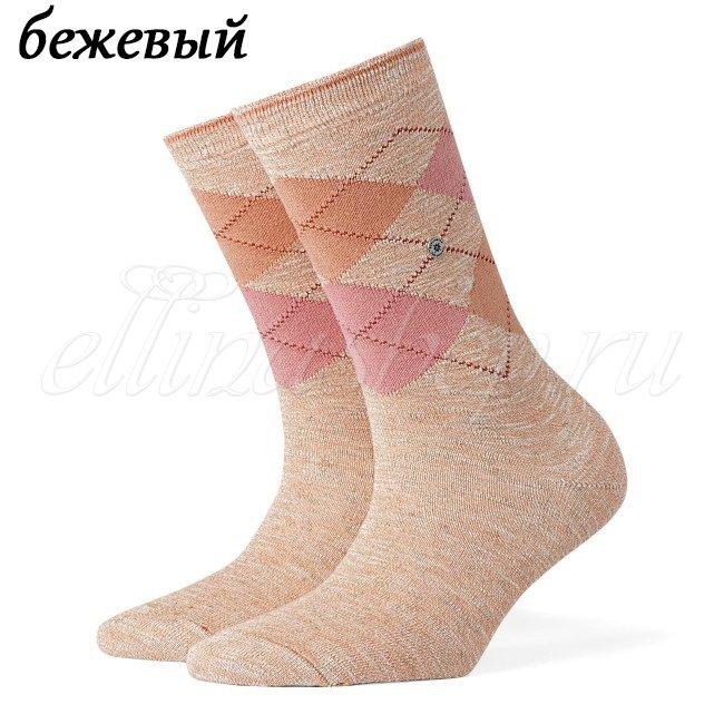 20368 Averbury меланж Женские носки всесезонные Burlington