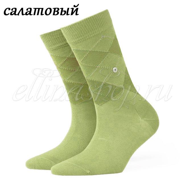 22008 Argly denim Женские носки всесезонные Burlington