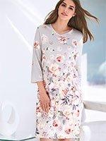 Платье средней длины Букет 861050 Charmor
