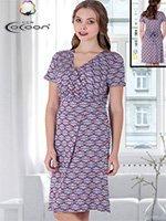 Платье трикотажное 10519 Cocoon