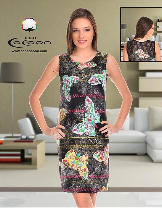 Платье-трикотажное 11305 Cocoon