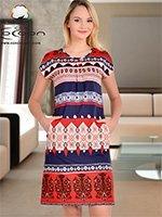 Платье-туника 12403 (12404) Cocoon