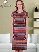 Платье трикотажное 20140 Cocoon