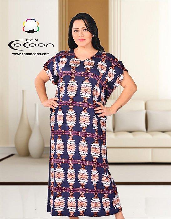 Платье длинное 22060 Cocoon