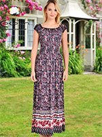 Платье трикотажное 27011 Cocoon