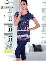 Комплект (футболка, лосины) 50159-50160 Cocoon