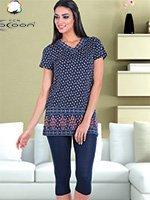 Комплект (футболка, лосины) 50164 Cocoon