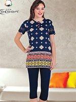 Комплект (футболка, лосины) 50175 Cocoon