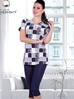 Комплект (футболка, лосины) 50187 Cocoon