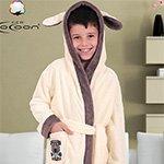 Детский халат из микрофибры на мальчика С-504 Машинка Cocoon