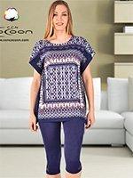 Комплект для отдыха (туника+лосины) 52309 Cocoon