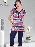 Комплект (футболка, лосины) 52336 Cocoon